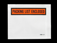 Packing List Envelopes ADM51