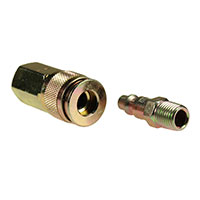 "Quick Coupler Kit 1/4"" 14QUICKCOUPLERKIT"