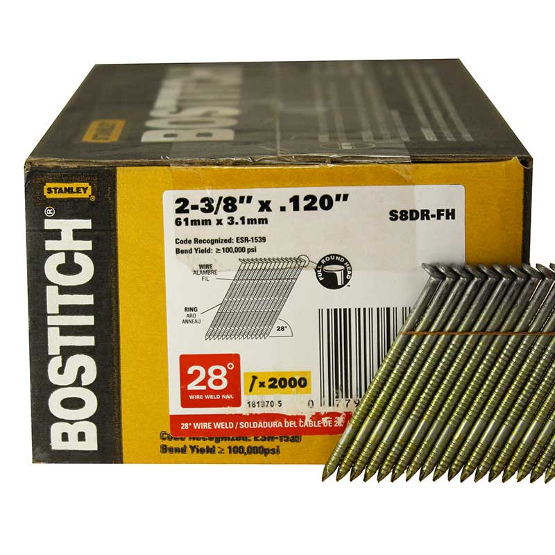 Bostitch S8DR-FH Nail S8DR-FH