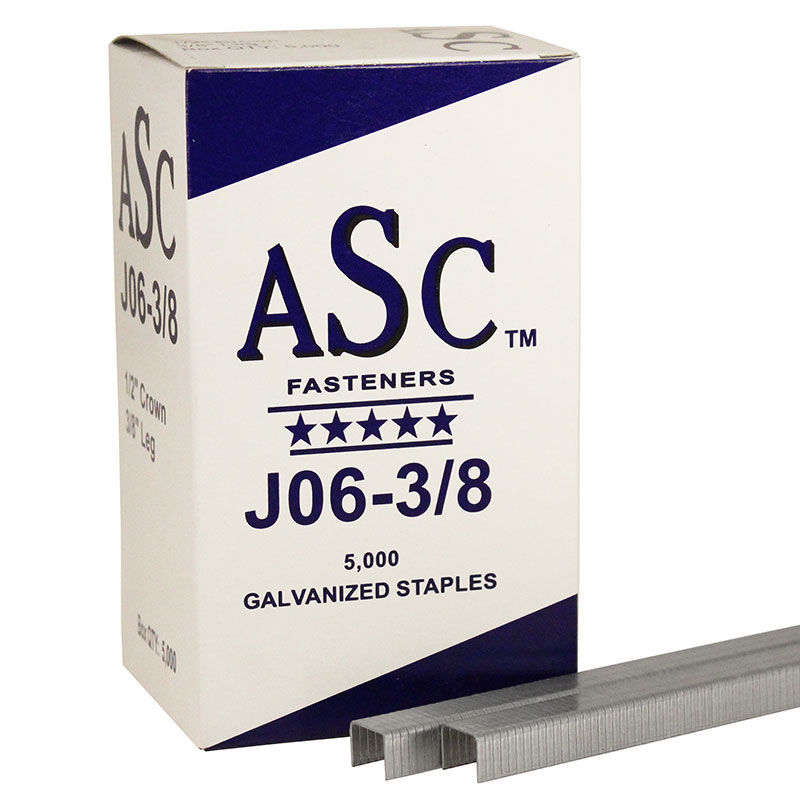 ASC J06 Fine Wire Staple