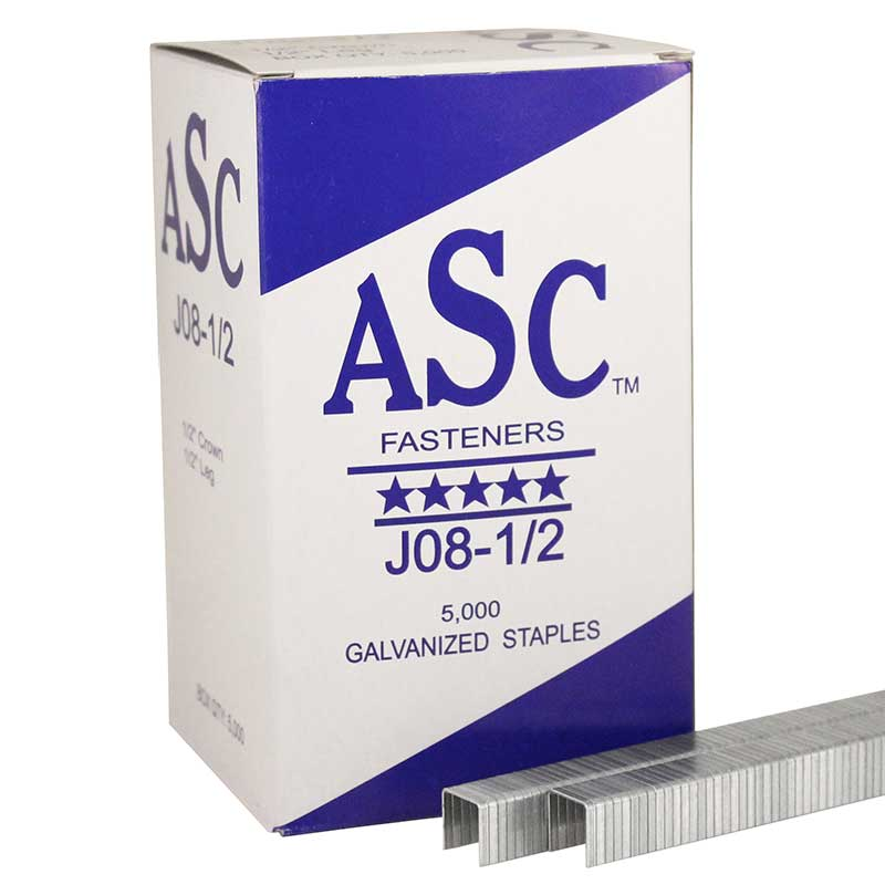 ASC J08 Fine Wire Staple