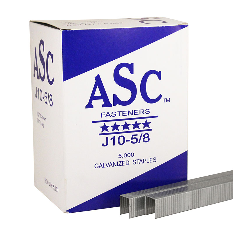 ASC J10 Fine Wire Staple