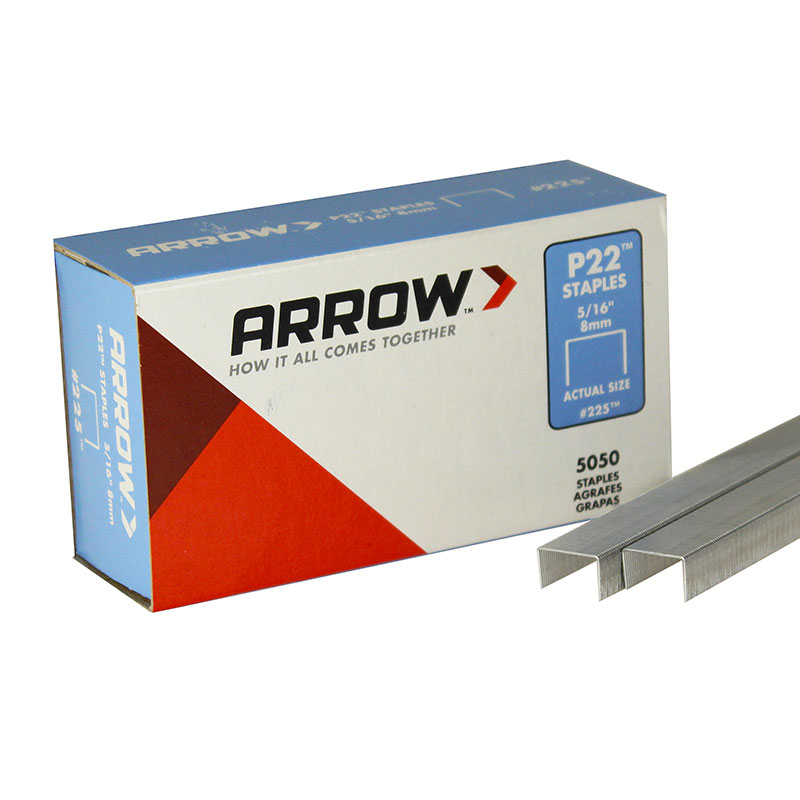 "Arrow P22 5/16"" Staple P225/16"