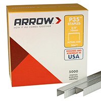 "Arrow P35 3/8"" Staple p353/8"