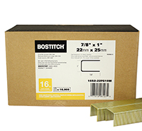 Construction Staple, Stanley Bostitch 16S2-22G