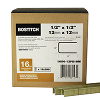 Construction Staple, Stanley Bostitch 16S4-12G