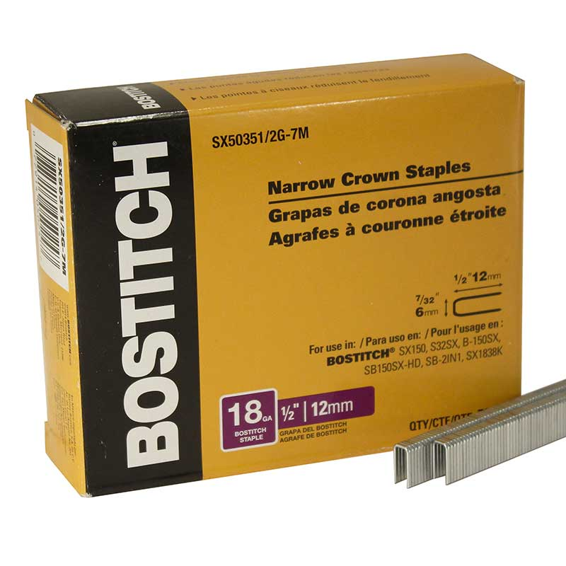 Tacker Staple, Stanley Bostitch SX503512G