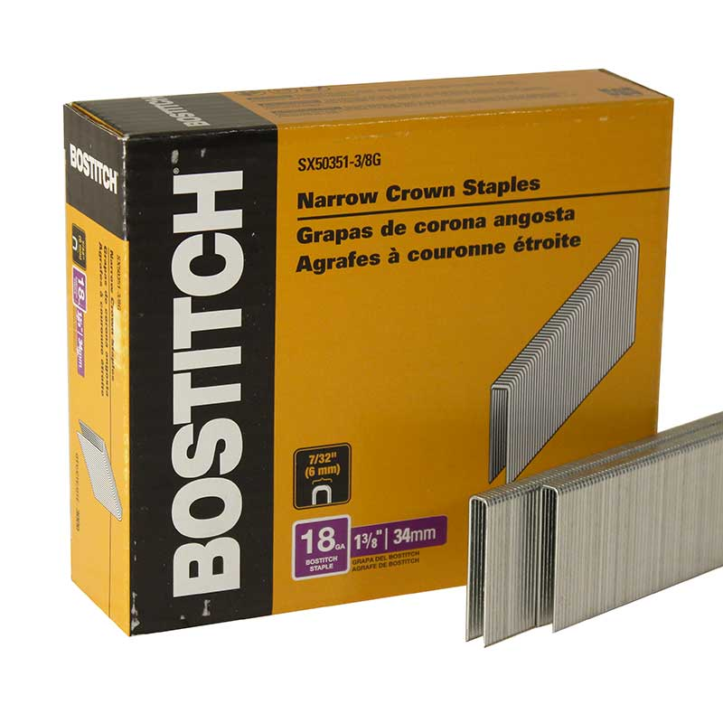 Tacker Staple, Stanley Bostitch SX50351-38G