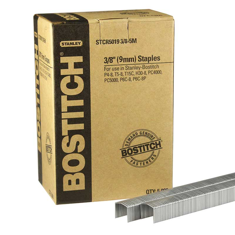 Power Crown Staple, Stanley Bostitch STCR50193/8-5M