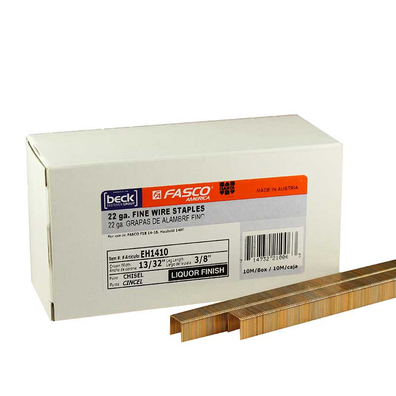 Haubold 1410G Finewire Staple 1410G