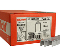 Haubold 1412G Finewire Staple 1412G