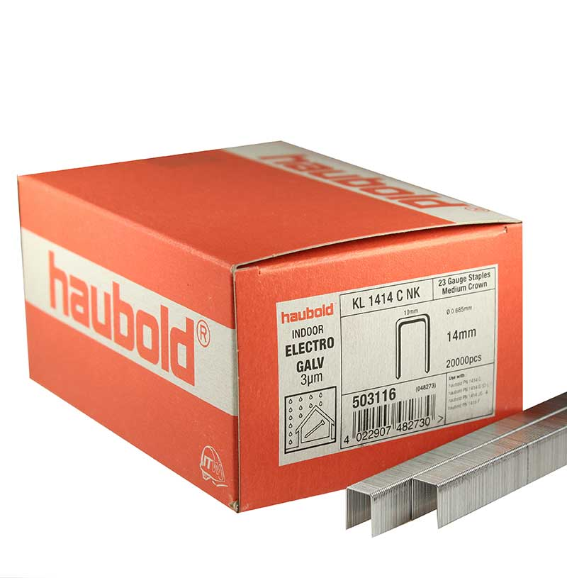 Haubold 1414G Finewire Staple 1414G