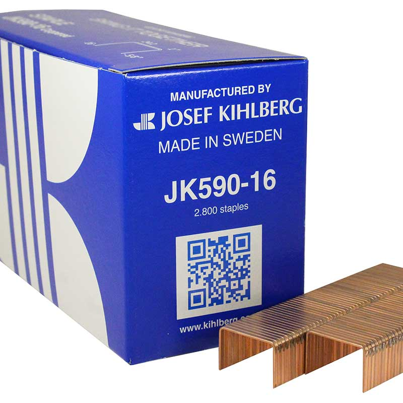 Josef Kihlberg JK590-16K Tacker/Plier Staple 590/16-2.8M