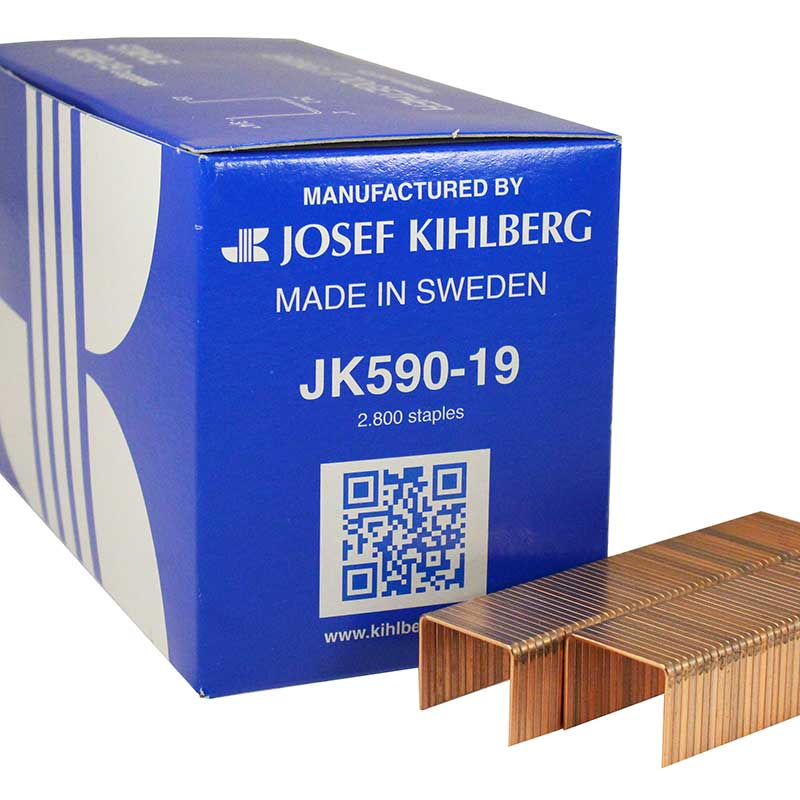 Josef Kihlberg JK590-19K Tacker/Plier Staple 590/19-2.8M