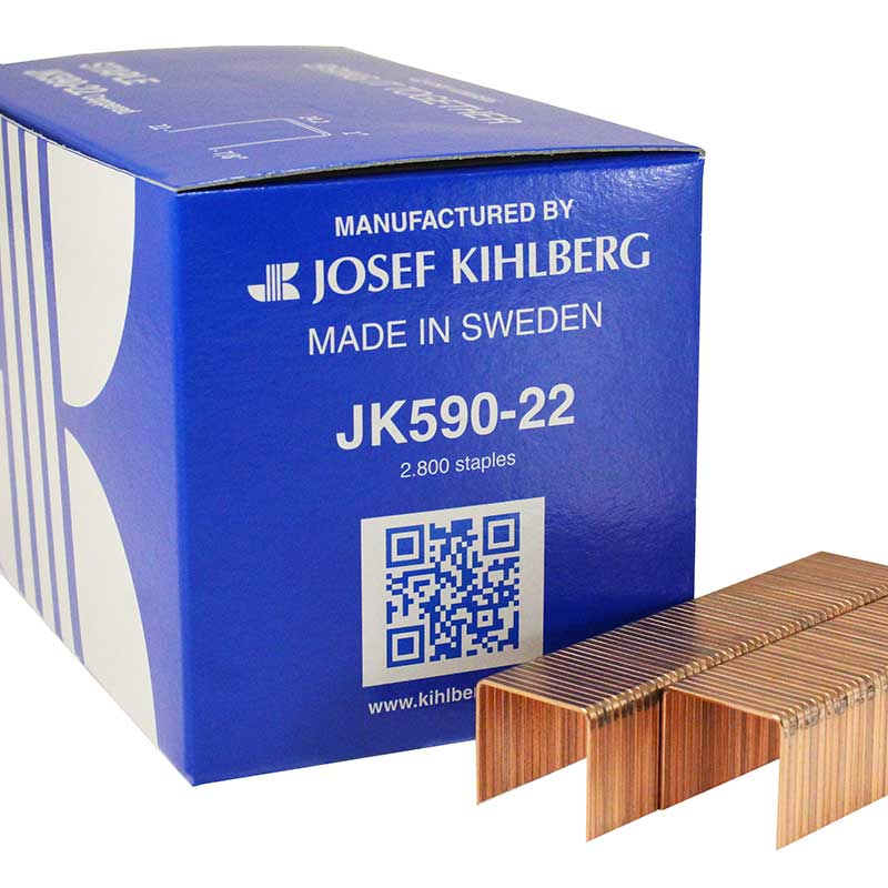 Josef Kihlberg JK590-22K Tacker/Plier Staple 590/22-2.8M