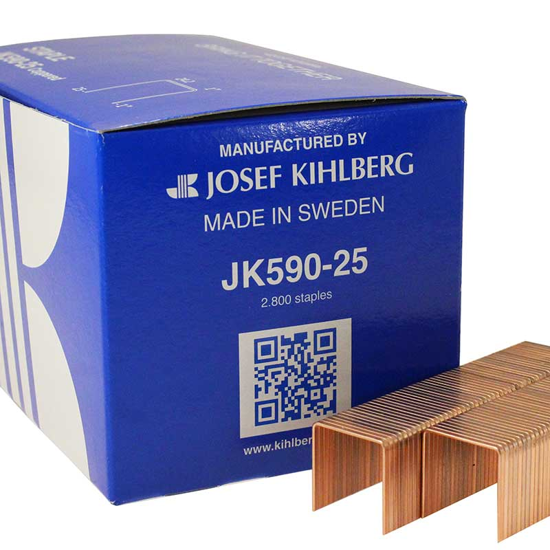Josef Kihlberg JK590-25K Tacker/Plier Staple 590/25-2.8M