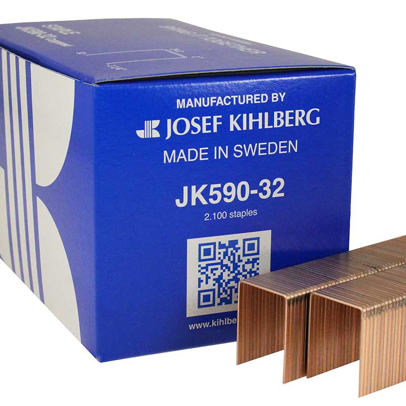 Josef Kihlberg JK590-32K Tacker/Plier Staple 590/32-2.1M