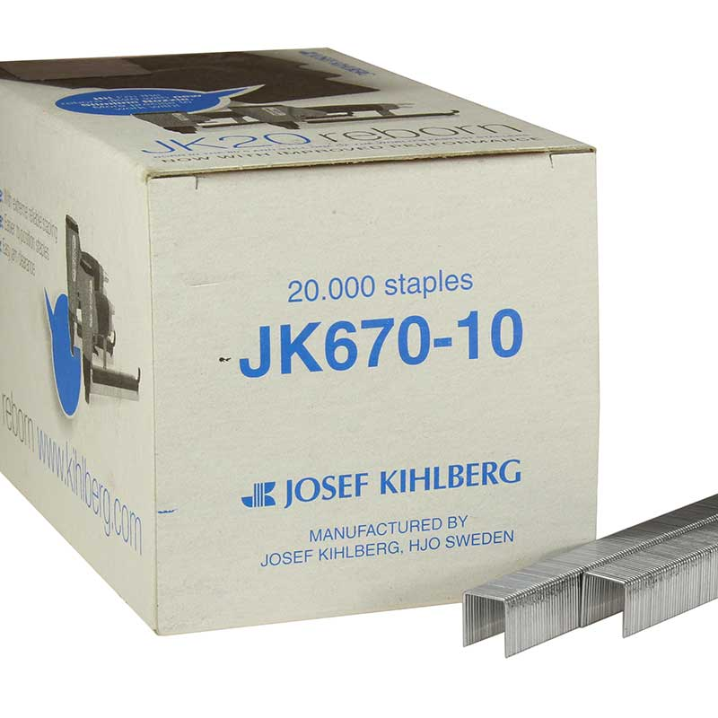 Josef Kihlberg JK670-10 Tacker Staple 670/10