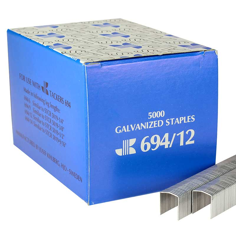 JK 694/12 Heavy Wire Staple 694/12