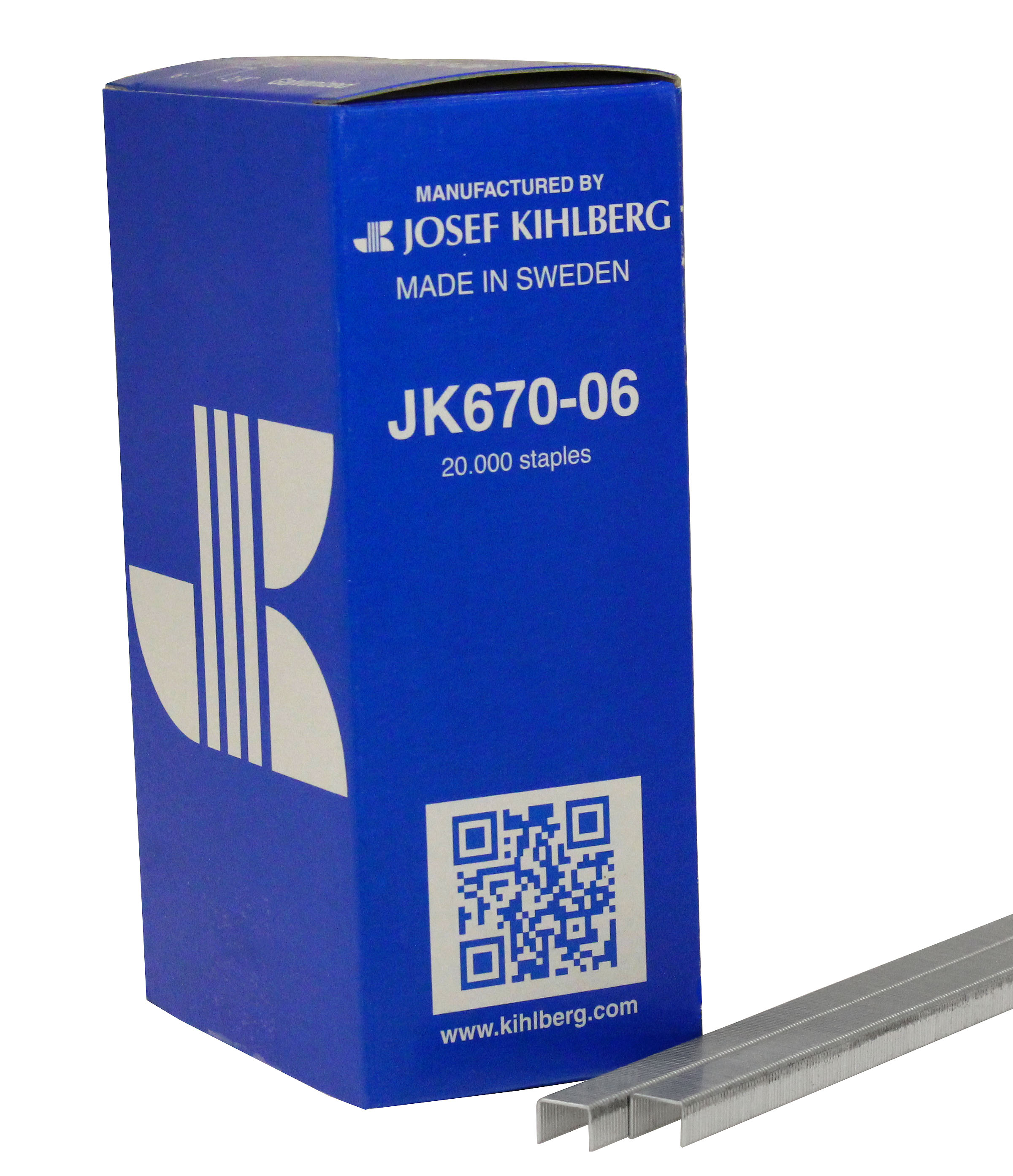 Josef Kihlbeg JK670-06 Tacker Staple 670/6