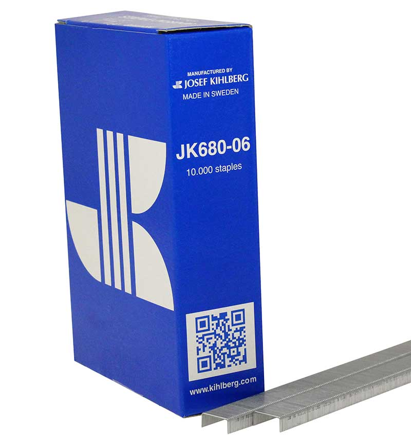 Josef Kihlberg JK680-06 Tacker Staple 680/06