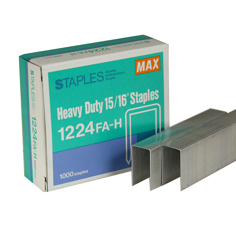 "MAX 15/16"" Heavy Duty Staple 1224FA-H"