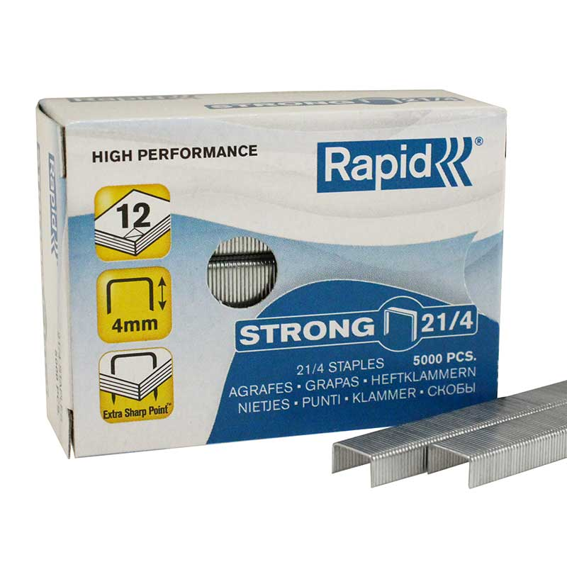 Rapid 21/4 Finewire Staple 21/4