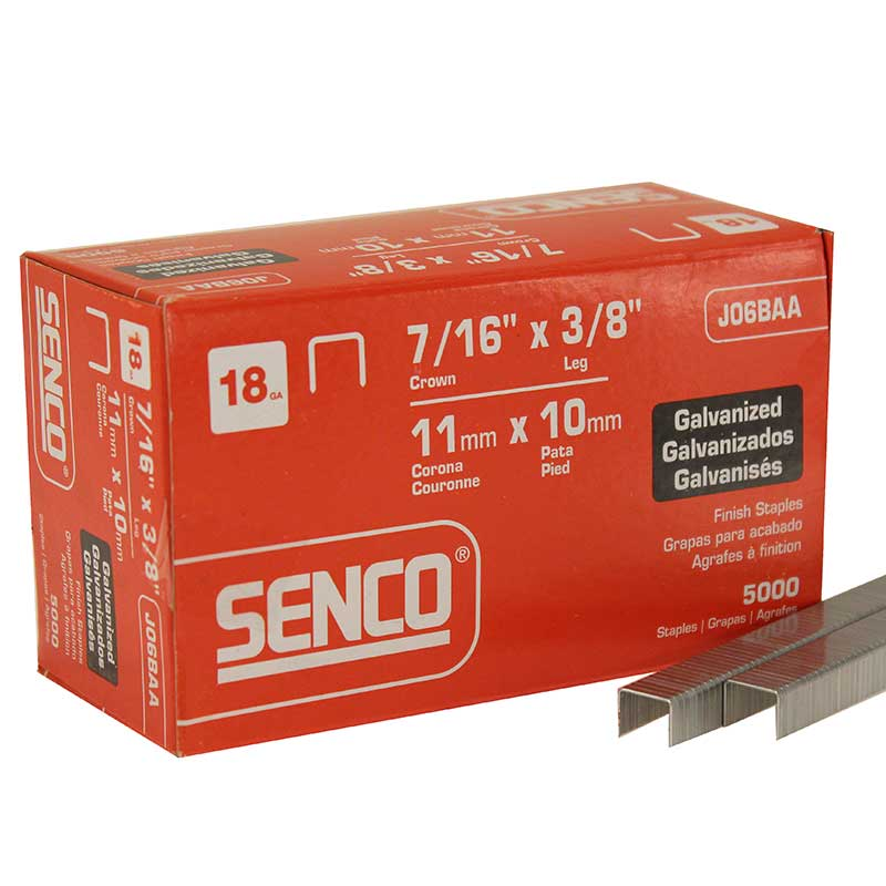 SENCO J06BAA Finish Staples J06BAA