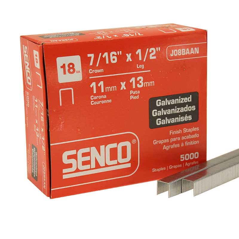 SENCO J08BAAN Fine Wire Staple J08BAAN