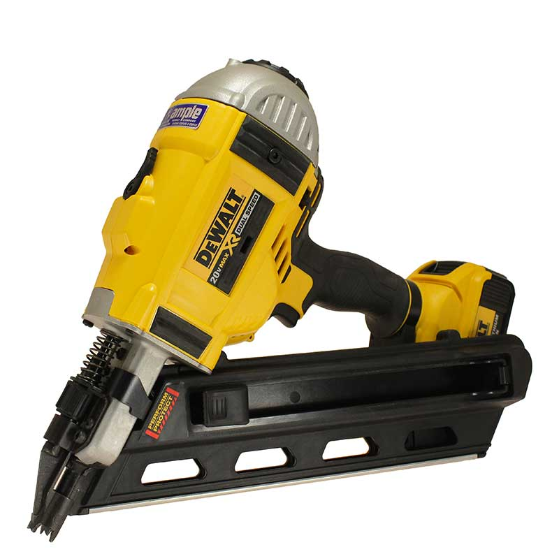 DCN692M1 20V MAX* XR Lithium Ion Brushless Dual Speed Framing Nailer DCN692M1