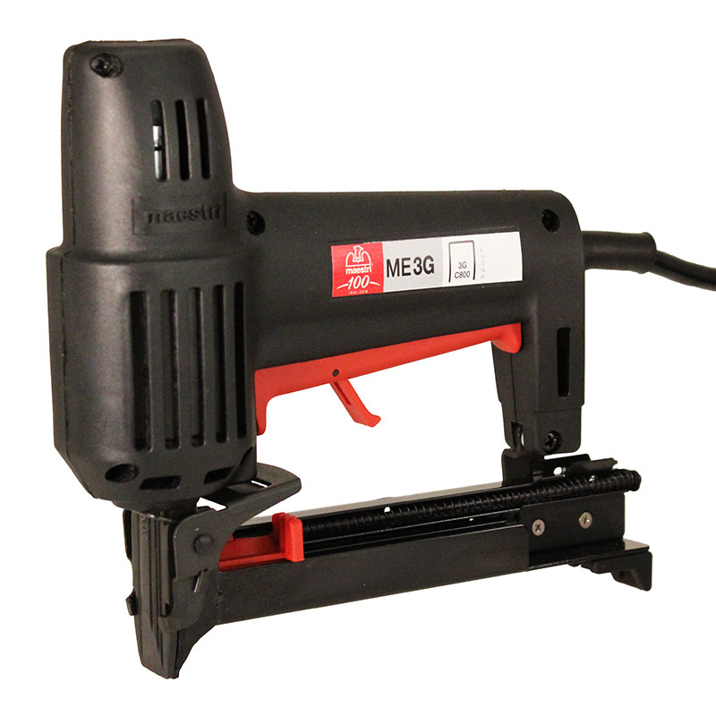 Maestri ME 3G Electric Tacker