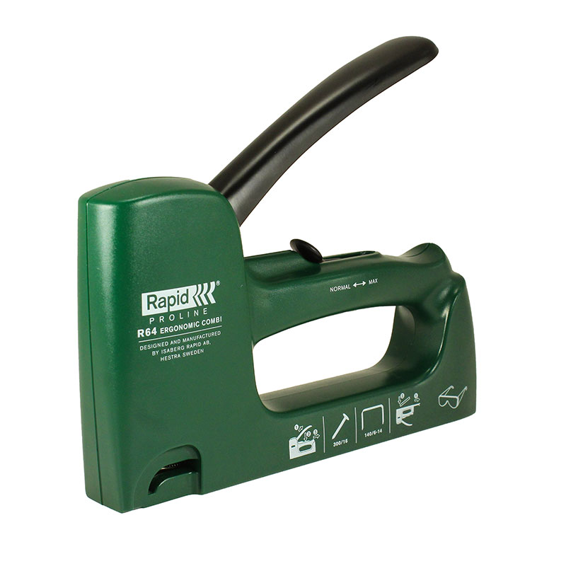 Extreem Rapid Hand Tacker - R64 - For Sale - ASC Industrial Staplers TZ65