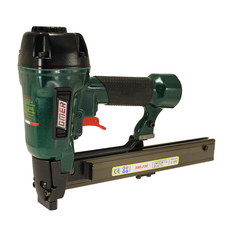 Omer 590.738 Pneumatic Tacker 35-590 Tacker-OM